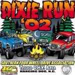 Dixie Run 2002